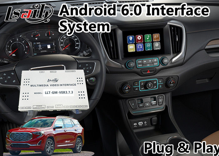 Android 6 0 Car GPS navigation system for GMC Terrain 2014