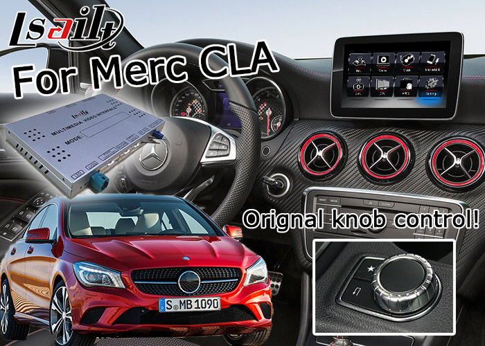 Android GPS navigation box interface for mercedes benz CLA NTG5 0