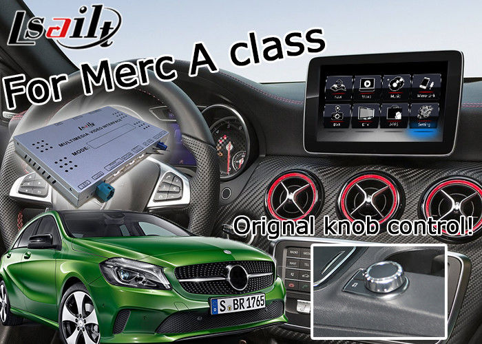 Android car gps navigation box interface for Mercedes benz A