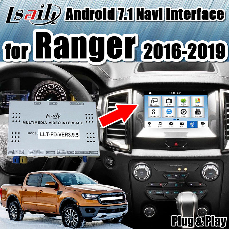 Multimedia Video Interface / Android Auto Interface Work on