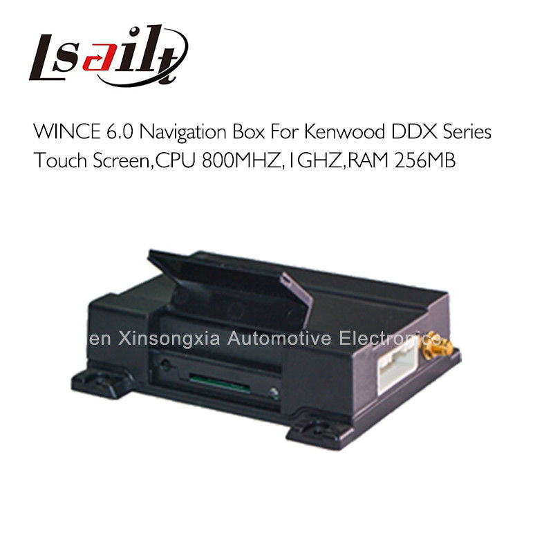 GPS Navigation Box for Kenwood Comand 800*480 , DDX-5036 / 603BT