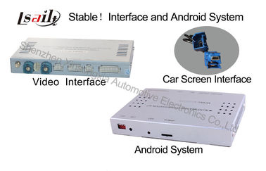 China 9 - 12v Car Multimedia Navigation System Touch Android Navigation System factory