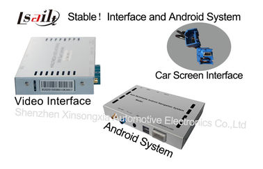 China Cadillac Android Navigation System Trajectory Reversing Touchscreen Control factory