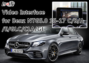 China After 2015 BENZ- NEW-C Reverse Camera Interface With Front View  Camera , 800X480 HVGA distributor