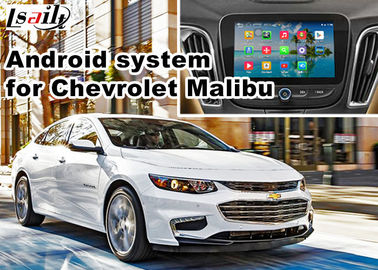 China Chevrolet Malibu (CUE) car mirror link android  Video Interface box WIFI cast screen distributor