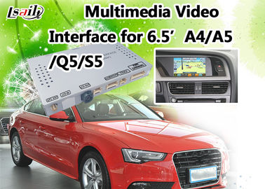 China Audi Multimedia Interface Supports Rear View Camera factory