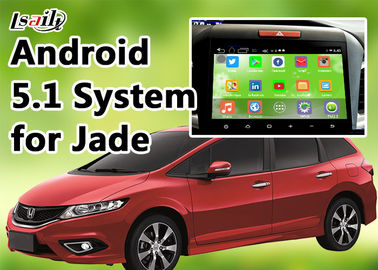 China JADE Honda Video Interface , multimedia video interface Including Online map distributor