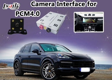 China Porsche 360 Camera Multimedia Backup Camera Interface With Driving Video Recording Functions factory
