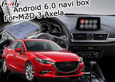 China Mazda 3 Axela Video Interface Android Navigation Box With Mazda Knob Control Facebook distributor