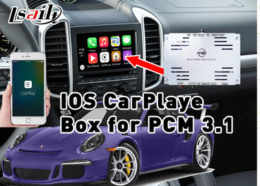 China IOS Car Player Box for 2010-2016 Porsche Cayenne Panamera PCM3.1 factory