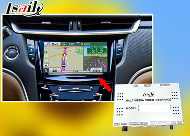 China Android T3 Auto Interface Portable Navigation Devices For Cars Cadillac XTS factory