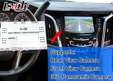 China Multimedia Interface Android Car Navigation Box For Cadillac , with Mirror-Link factory