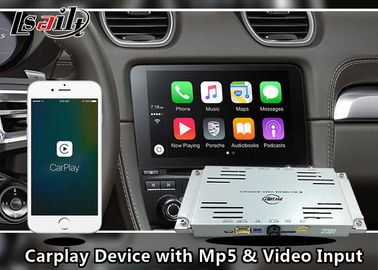 China Siri Command Car Navigation Accessories IOS Carplay Box For Porsche PCM 3.1 distributor