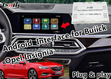 China Android 6.0 Auto Interface for 2014-2018 Opel Crossland Insignia Mokka support Online Map Miracast CarPlay WIFI distributor