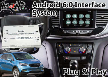 Android 6.0 Navigation Video Interface for Opel Mokka / Crossland X / Insignia Intellilink System 2014-2018