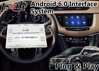 Android 6.0 GPS Navigation Video Interface for Cadillac XT5 / XTS / SRX / ATS / CTS 2014-2018 CUE System