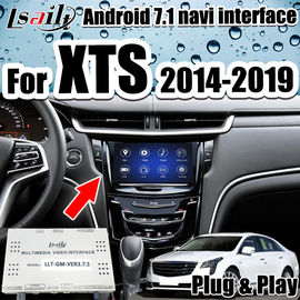 China Six-core Android Auto Interface GPS Navigation for Cadillac XTS support  Waze Yandex Youtube ,360 panorama by Lsailt factory