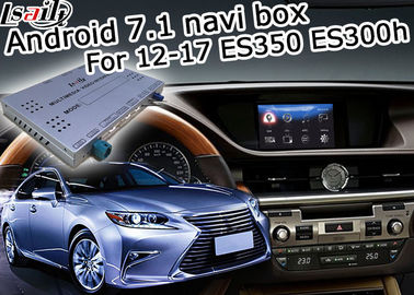 China ES250 ES350 ES300h Lexus Video Interface , Android 7.1 Car Navigation Box optional carplay and android auto factory