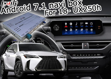 China Android GPS Navigation Video Interface Box For Lexus UX250h UX200 ES LS etccarplay optional distributor