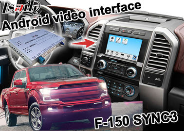 China F-150 SYNC 3 Automotive Gps Navigation With Android 7.1 Map Google apps optional carplay factory