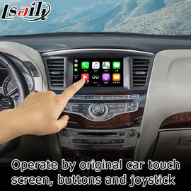 China Wireless Carplay Android Car Navigation Box For Infiniti QX60 JX35 2013-2020 factory
