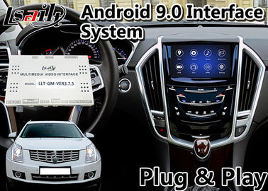 China 32 GB ROM Android Car Interface For Cadillac SRX CUE System 2014-2020 Spotify Google Chrome Play Store distributor