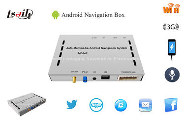 China Android 4.2.2 Android GPS Navigation Box for JVC Unit , Free Map and Software Upgrade factory