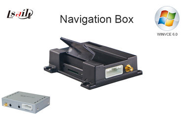 China GPS Car Navigation Box for JVC DVD Screen Dash System Realize True Mirroring USB , Touch Navi factory
