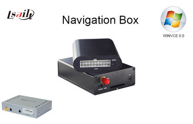 China Touch Screen Car Navigation Box Vehicle Tracking Device GPS  Navigation System factory