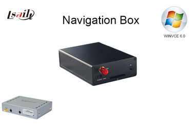China Auto HD GPS Navi Box for Pioneer with Windows 6.0 CE 800*480 Navigation System for Cars factory