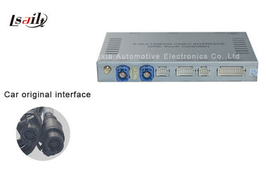 China Auto Video GPS Navigator Interface Mercedes Benz Navigation System A B C E ML GLK Series distributor