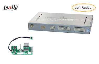 China Left Drive Honda Video Interface Navigation GPS for Odyssey , RGB Input for Connecting GPS Box factory