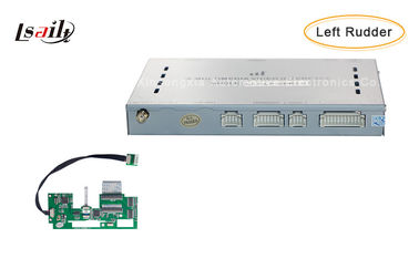 China Left-Hand Drive Car Video Interface with Navigation System for Fit  for OEM Car with LED Screen distributor