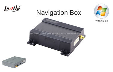 China Universal GPS Navigation Box with TMC and Touch Screen factory