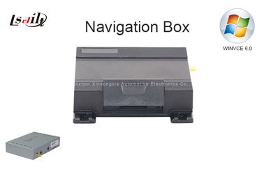 China BMW Mercedes Benz Auto Car Navigation Box with Bluetooth , Dual Track CD Stereo Sound factory
