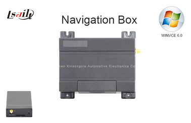 China 9 ~12V Multifunction Mobile Vehicle Car Navigation Box 800MHZ / 1GHZ  for RGB Output factory