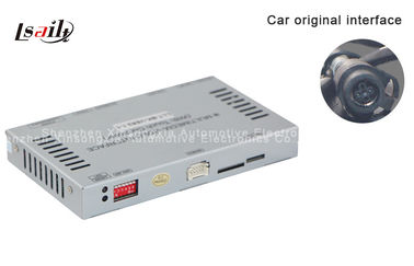 China Peugeot-508 Car Multimedia Video Interface Box with Android Navigation AUDIO 3G IGO MAP factory