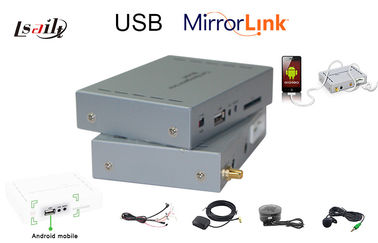 China USB Mirroring System Pilips  In Car Entertainment For Android / IOS Connectivity factory