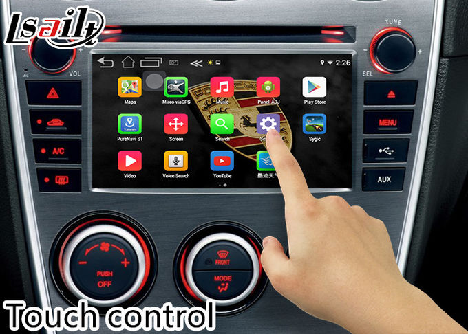 2014-2017 Mazda CX-3 Android 6.0 Navigation Box with Touch Control and Mirrorlink