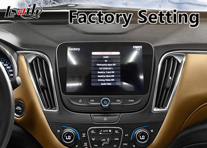 android 6 0 auto interface for chevrolet malibu equinox my link system 2015 2018 waze mirror. Black Bedroom Furniture Sets. Home Design Ideas