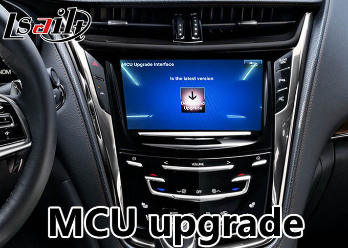 android 6 0 auto interface for cadillac cts escalade. Black Bedroom Furniture Sets. Home Design Ideas