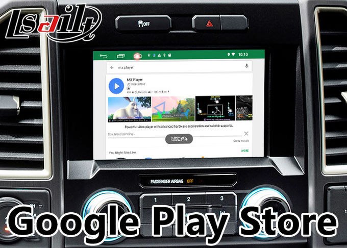 F 150 Android 6.0 Navigation Box for SYNC 3 System 2016-2018 support Carplay and Android auto