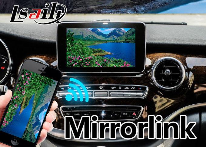 Mercedes benz V class Vito android car navigation box
