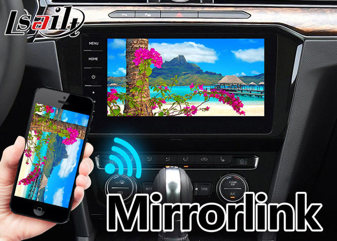 Portable car Android navigation box for VW Passat B8 MIB MIB2 MQB