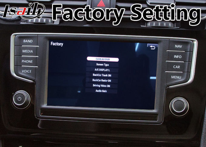 Multimedia Android GPS Navigation for 2014-2017 Volkswagen Golf Tdi Sport Wagen North America