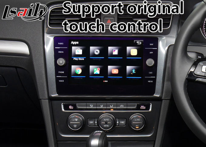 Android 6.0 Interface Navigation Box for 2017-2019 Volkswagen Golf Tsi Wagon Au-Spec