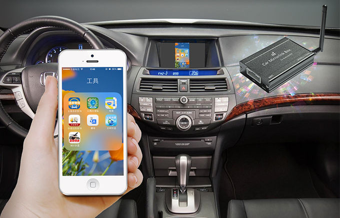 Android Wifi Mirror Link System , In-car Entertainment with Cortex A9 1.0 GHz Dual-core Process