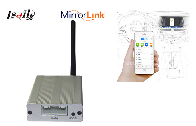 Wifi Mirror Link Box / Wi-Fi Smart Phone Miracast for Adui BMW Toyota Nissan Buick Cadillac